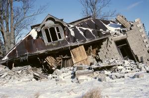 fallenhouse