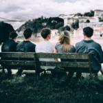 teens at church